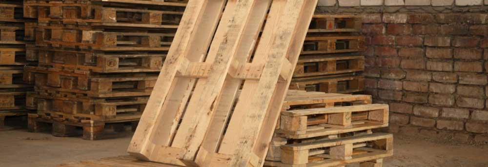 فروش عمده پالت چوبی