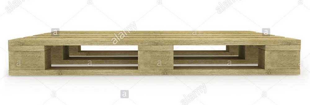 پالت های چوبی دست دوم