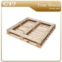 پالت چوبی کد c17