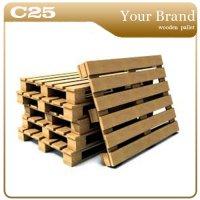 پالت چوبی کد c25